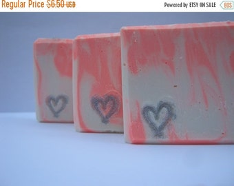 FLAS SALE Perfect Rose soap free shipping
