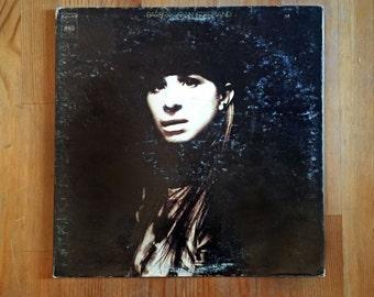 """Barbra Joan Streisand (1971) Vintage Vinyl 12"""""""