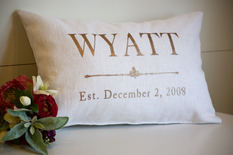 Bronze Wedding Gift 8th Wedding Anniversary By TheBurlapCottage