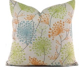Pillow Cover ANY SIZE Decorative Pillow Cover Floral Pillow Cover Premier Prints Irish Daisy Ridgeland
