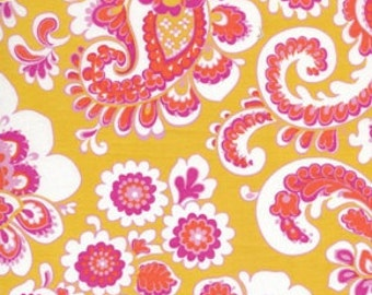 Melon Honey Child Fabric by Jennifer Paganelli for Free Spirit