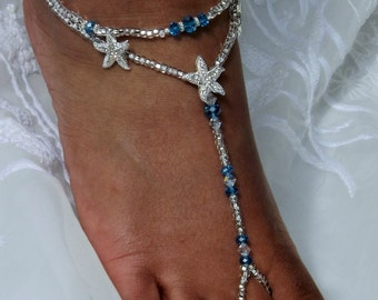 Barefoot Jewelry --- ONE PAIR