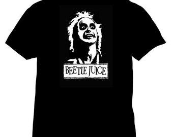 beetlejuice T shirt sz S-Xl