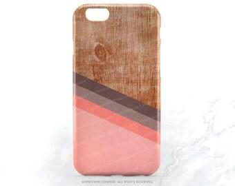 iPhone 6S Case iPhone 6S Plus Case Wood Print iPhone 5s Case Lines iPhone 6 Case Geometric iPhone 6s Case Coral Chevron iPhone 6 Case I32
