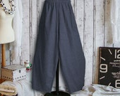 Plus sizes - US 18 - 32, UK 20 - 34 , jeans pants/trousers European Layering Look ,gray,grey mottled
