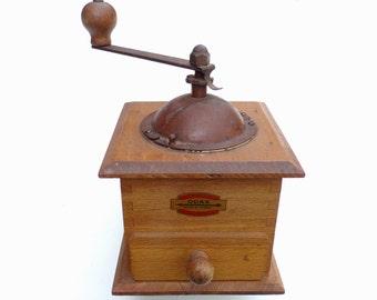 iron coffee grinder | etsy