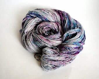 Nebula Sky Speckled Sock Yarn