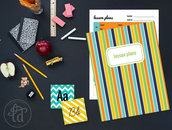 Navy Classroom Decor ~ Items similar to classroom kit summertime fun navy