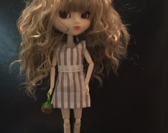 Dress and Coat for Pullip or Blythe