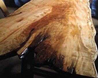 Wicked Grain BIG Ass Live Edge Slabs for Bars, Tables, etc..