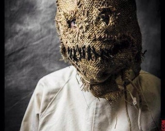 Scarecrow Mask from Batman Begins