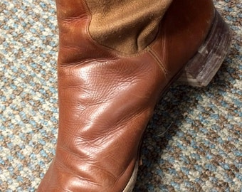 1940's Riding Boots Size 6 1/2