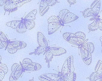 Butterfly Botanical by Jane Shasky of Henry Glass & Co 9852 11.