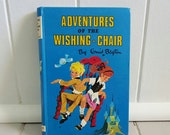 RESERVED for Patrycja Adventures of the Wishing Chair Enid Blyton 1971