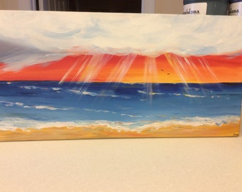 A New Dawn - Daybreak on Daytona Beach
