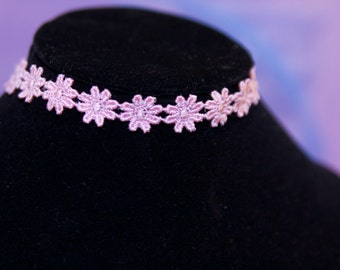 Pretty in Pink Daisies