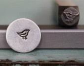 4mm Little Love Bird Metal Design Stamp - SGCH-21