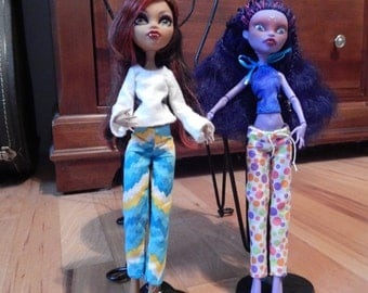 Monster High doll clothes-pants