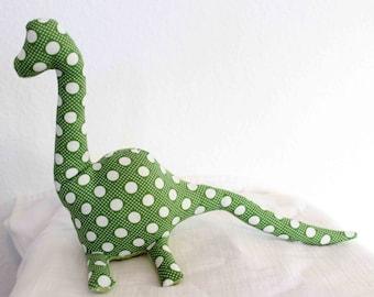 Apatosaurus Plush Dinosaur