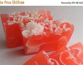 SALE Watermelon - Glycerin Soap