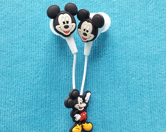 Mickey Earbuds - Fish Extender Gift - Earphones - Disney Cruise FE Gift