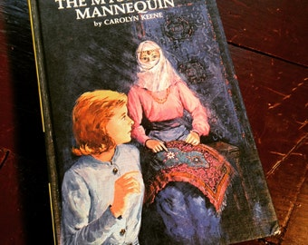 """Nancy Drew Mystery Stories Vol. 47 - """"The Mysterious Mannequin"""""""