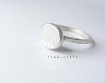 Pretty Pebble  Ring