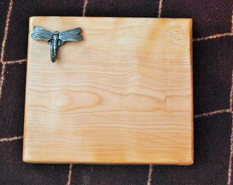 Flame Yellow Birch Cutting board