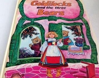 Goldilocks and the Three Bears - Retold by Ian Robinson - 1980