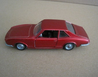Politoys Export No 550 Ghia V 280 1/43 scale Die Cast Car Made in Italy