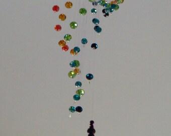Sun catcher crystal rainbow chandelier