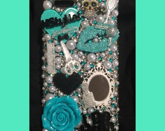 Themed Sparkle Bling Rhinestone Cell phone case