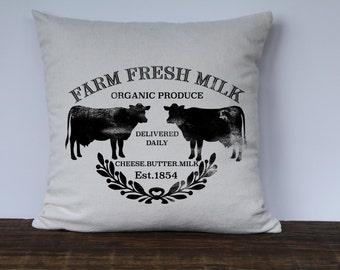 Farmhouse Pillow Cover, Custom Pillow Covers, Decorative Pillow Cover, Custom Pillow Cases, Couch Pillow Cover