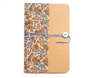 Book flower - hand made