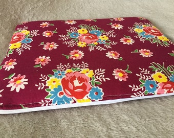 "Floral Print 13"" Laptop Sleeve"