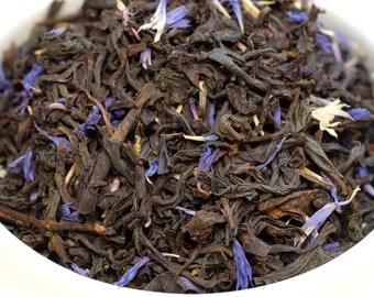 Earl Grey de la Creme Black Tea, Bergamot and Vanilla, Bergamot Loose Tea Blend English Tea Blend