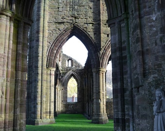 Tintern Abbey, Wales Photography, Travel Photography