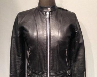 Motorcycle Jacket Black