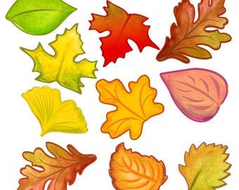 Optional Leaves for Earthen Tree