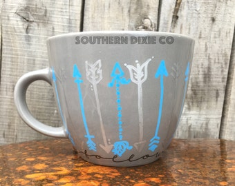 Follow Your Arrow mug!!