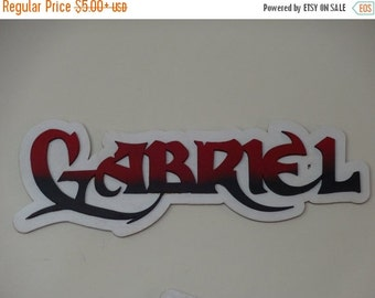 CIJ Personalized Name wall  or door plaque