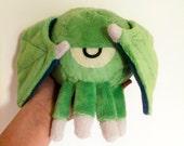 Fluffy Gawk Plushie from D-Pad Studio