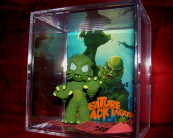 Creature from the Black Lagoon Movie Display...Brand New...