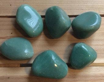 Green Aventurine Healing Stone,Heart Chakra Stone, Comforting, Prosperity Spiritual Stones,