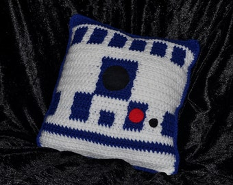 R2D2 Inspired Pillow