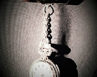 Silver Pendant Watch. Best Seller
