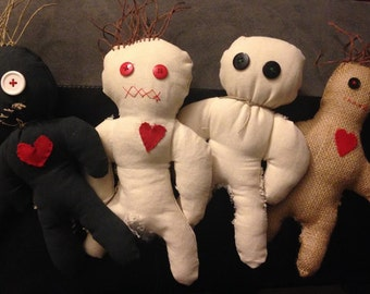 Customizeed Enchanted VooDoo Dolls
