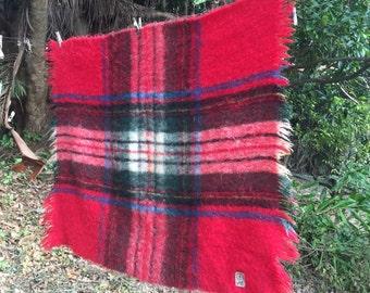 100% Mohair knee rug, throw or shawl