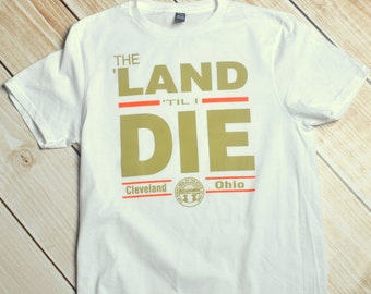 The Land Til I Die Tee