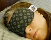 D20 sleep mask